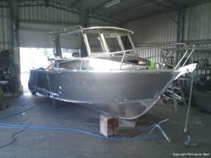 Boating and Marine Fabrication