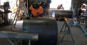 Steel Fabrication and Welding