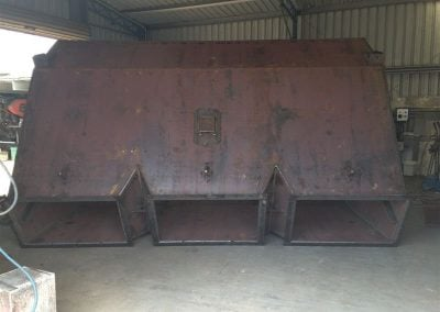 Aggregate Weigh Bins