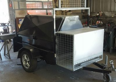 Compressor Box and Roof Racks