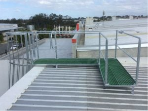Roof Access Ladders
