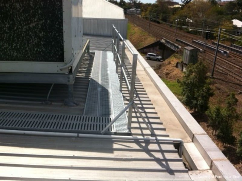 Roof Access Walkway